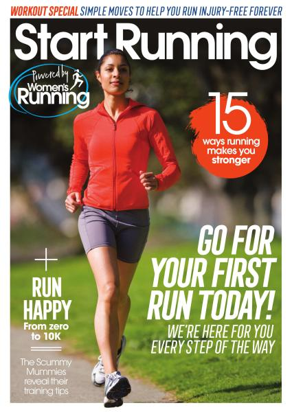 Women's Running UK Special Edition – Start Running 2020