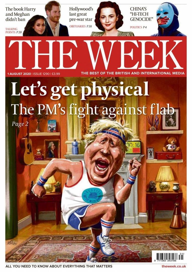 The Week UK – 01 August 2020