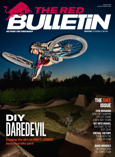 The Red Bulletin UK – August 2020