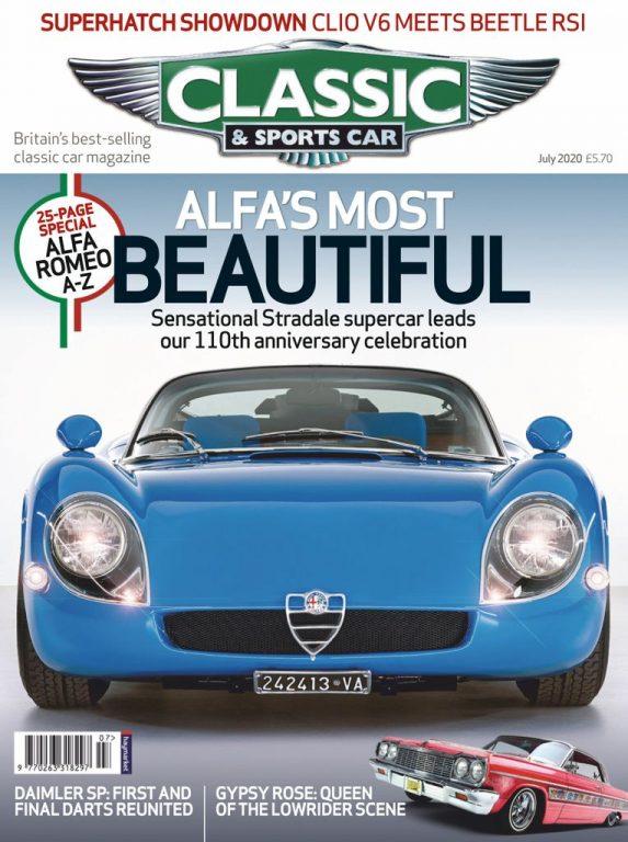 Classic & Sports Car UK – July 2020