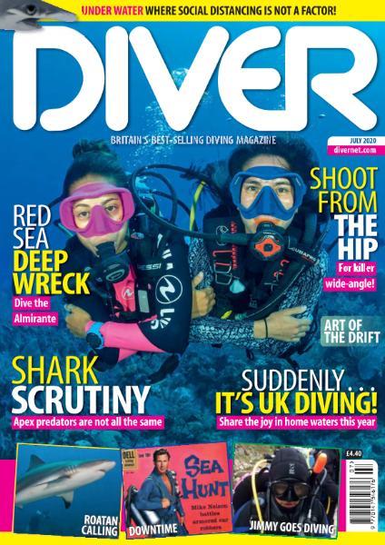 Diver UK – July 2020