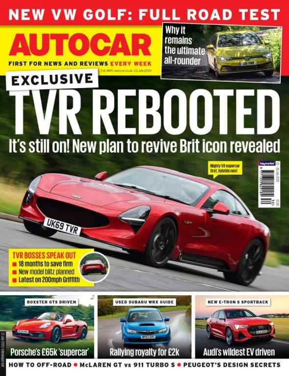 Autocar UK – 22 July 2020