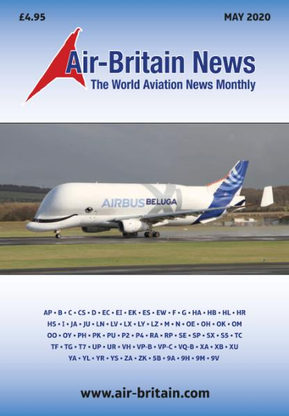 Air-Britain News – May 2020