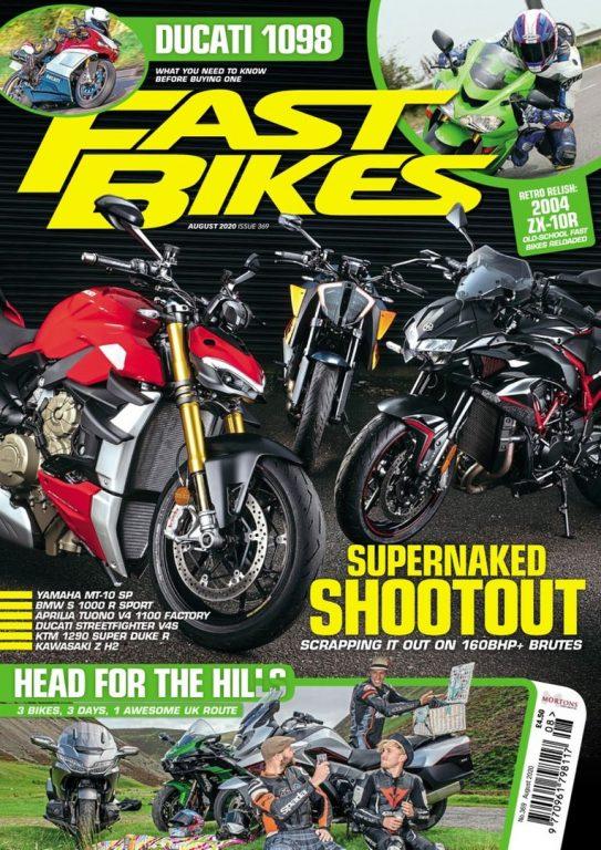 Fast Bikes UK – August 2020