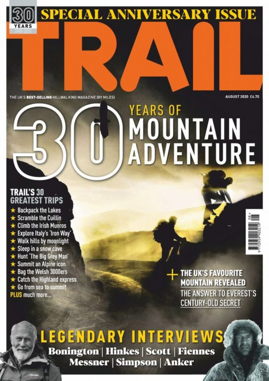 Trail UK – August 2020