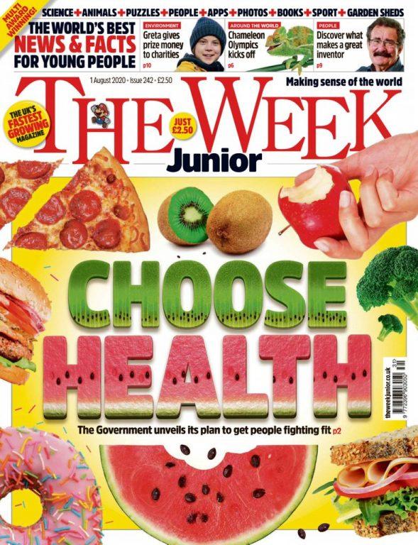 The Week Junior UK – 01 August 2020