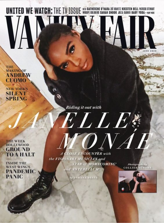 Vanity Fair UK – June 2020