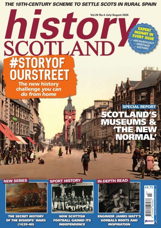 History Scotland – July 2020