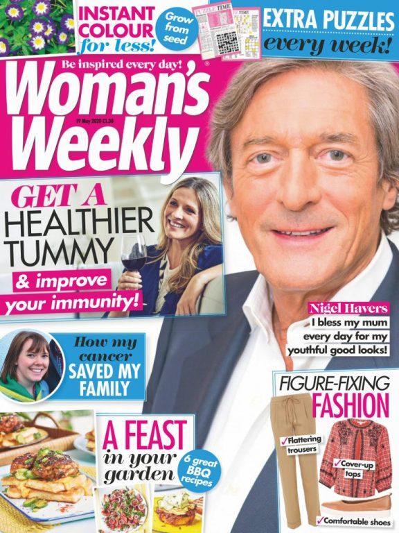 Woman's Weekly UK – 19 May 2020