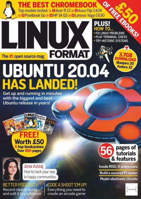Linux Format UK – July 2020