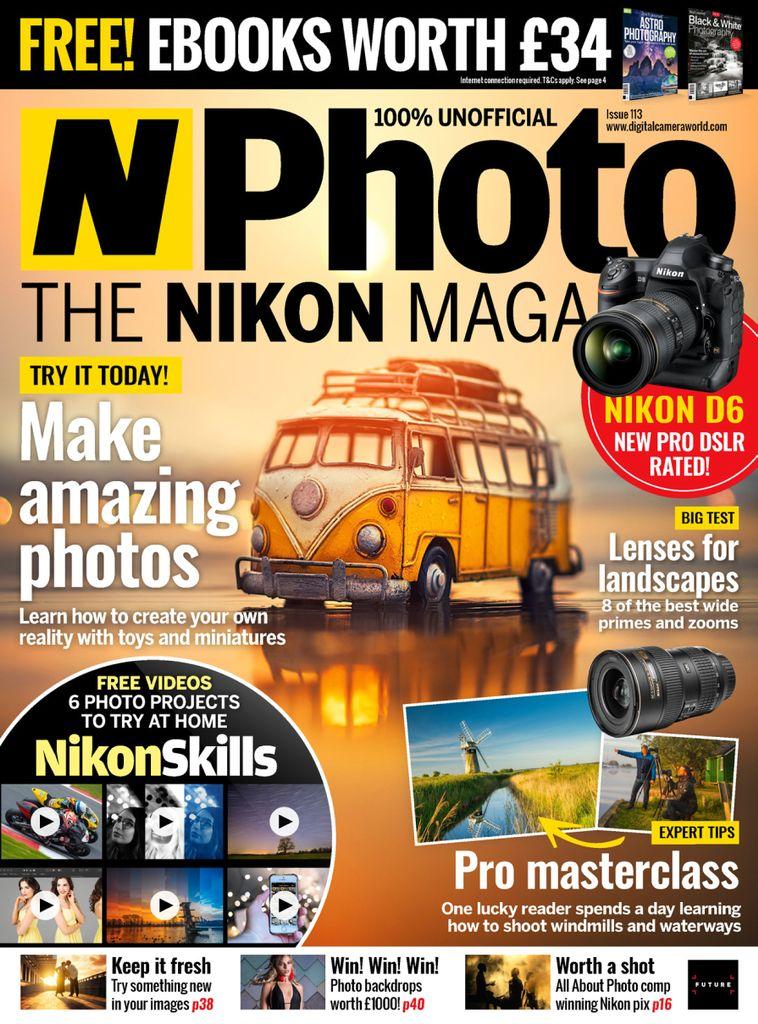 N-Photo UK – August 2020