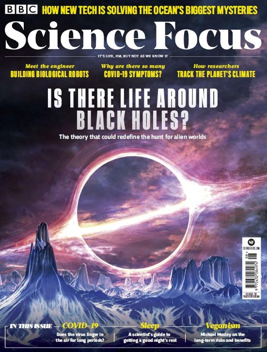BBC Science Focus – 08.2020