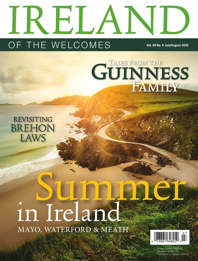 Ireland Of The Welcomes – August 2020