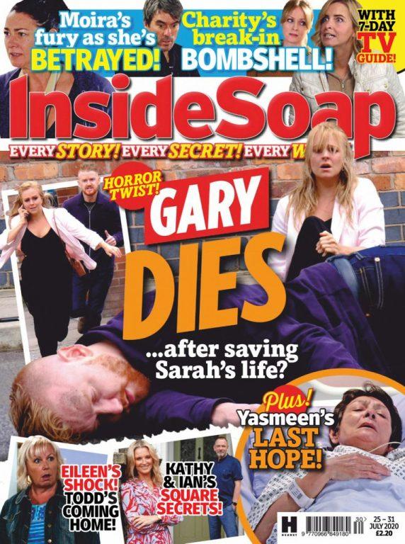 Inside Soap UK – 25 July 2020