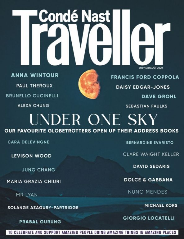 Conde Nast Traveller UK – July 2020