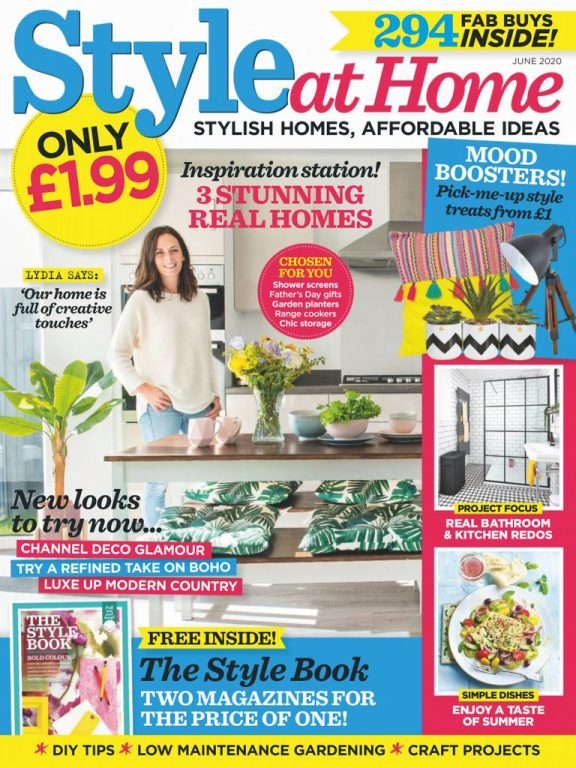 Style At Home UK – June 2020