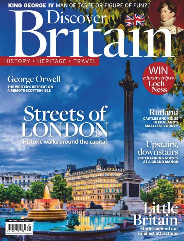 Discover Britain – August 2020