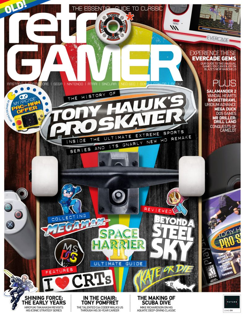 Retro Gamer UK – July 2020