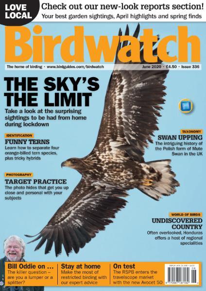 Birdwatch UK – Issue 336 – June 2020