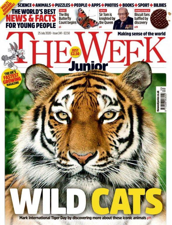 The Week Junior UK – 25 July 2020