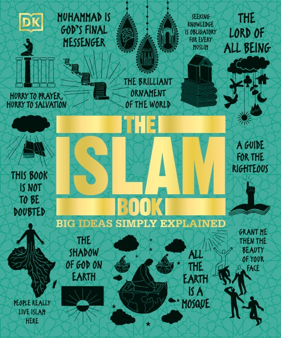 DK – Big Ideas Simply Explained – The Islam Book