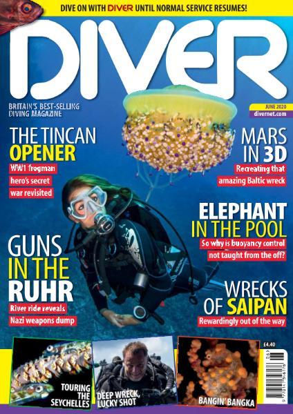Diver UK – June 2020