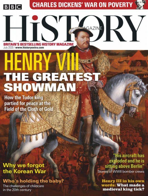 BBC History UK – July 2020
