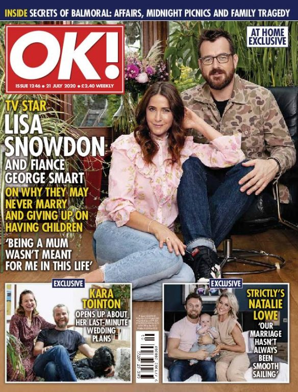 OK! Magazine UK – 20 July 2020