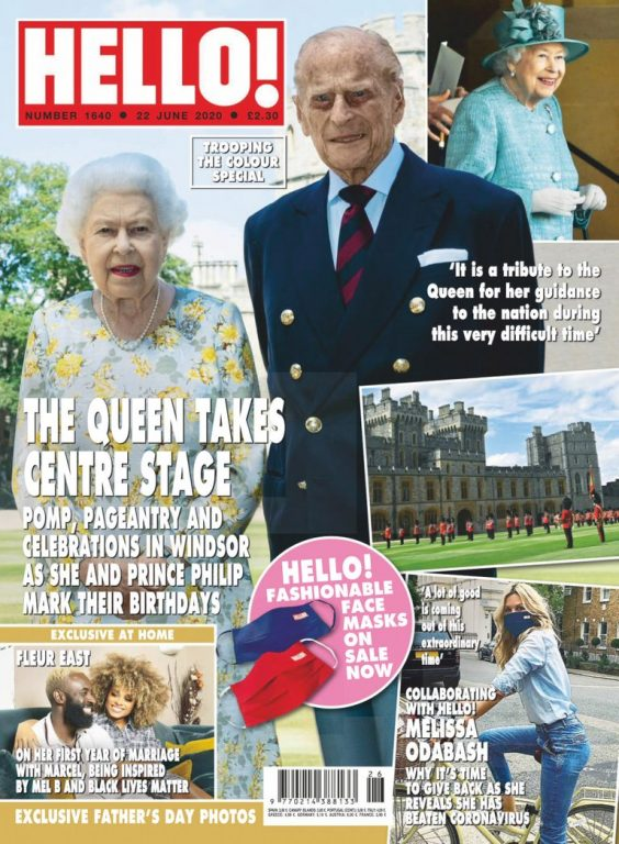 Hello! Magazine UK – 22 June 2020