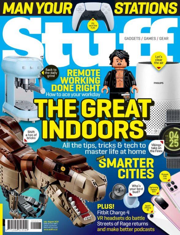 Stuff UK – August 2020