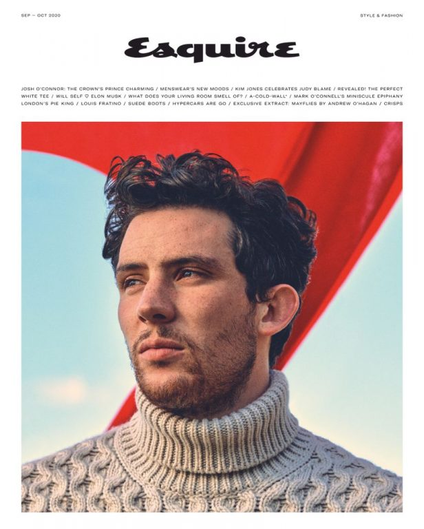 Esquire UK – September 2020