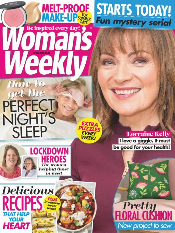 Woman's Weekly UK – 23 June 2020