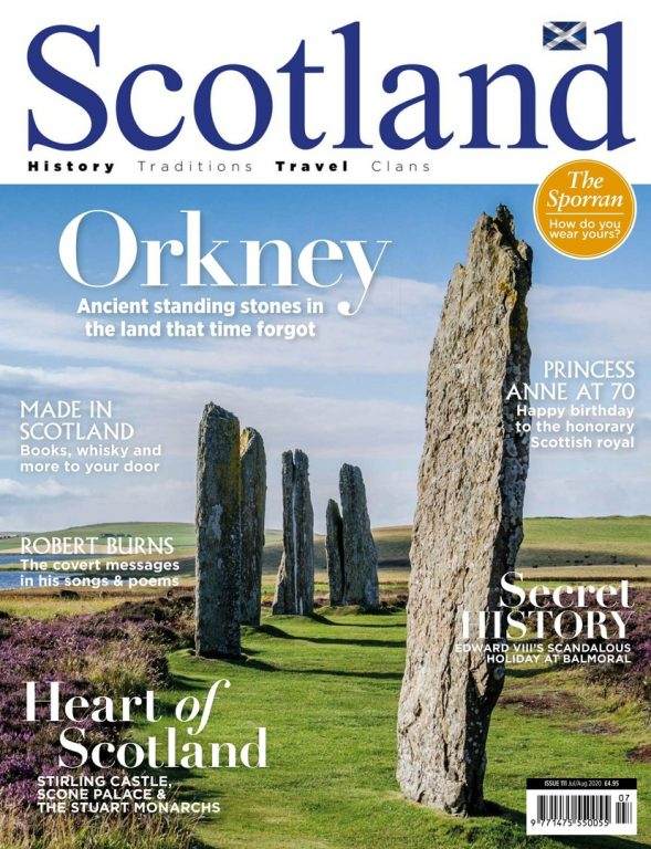 Scotland Magazine – July 2020