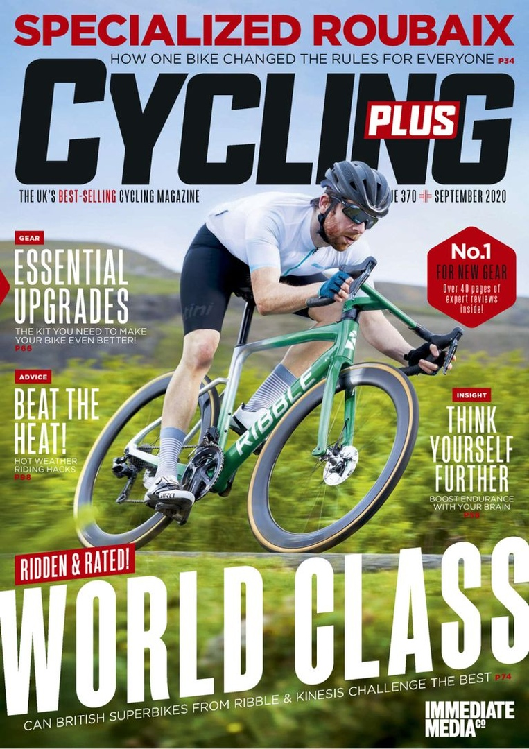 Cycling Plus UK – September 2020