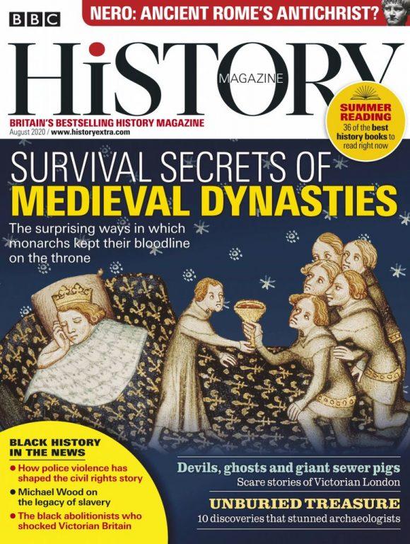 BBC History UK – August 2020