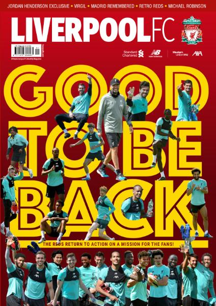 Liverpool FC Magazine – July 2020