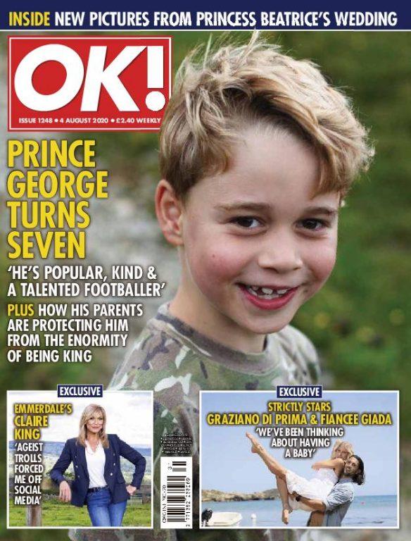 OK! Magazine UK – 03 August 2020