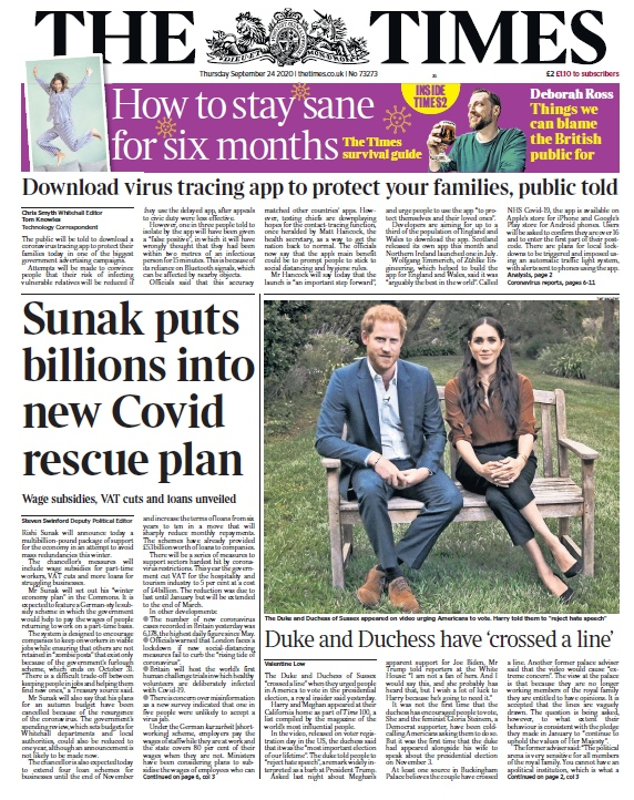 The Times – 24.09.2020