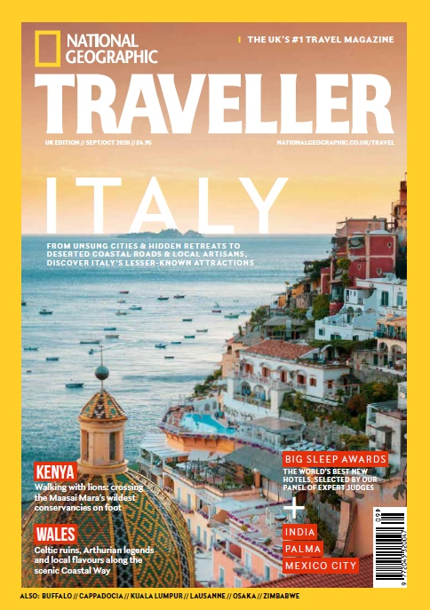 National Geographic Traveller UK – 09.2020 – 10.2020