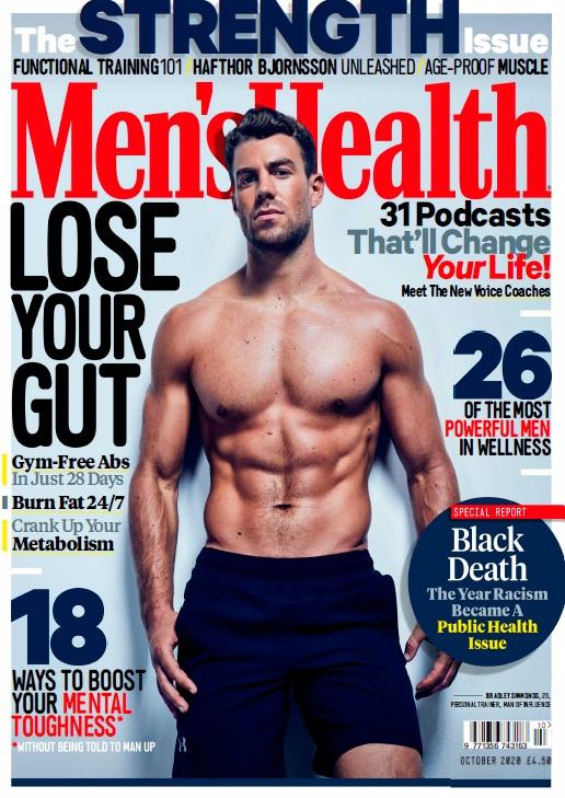 Men's Health UK – 10.2020