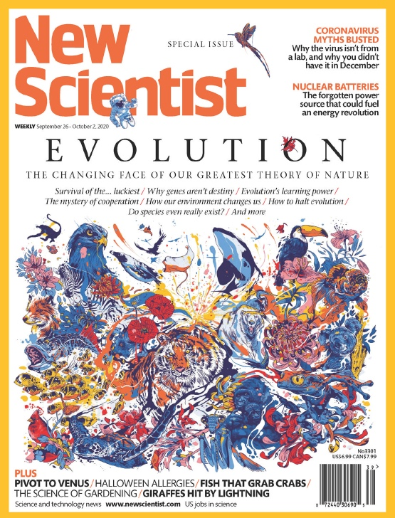 New Scientist – 26.09.2020