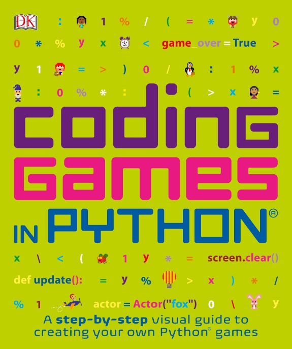 DK – Coding Games In Python