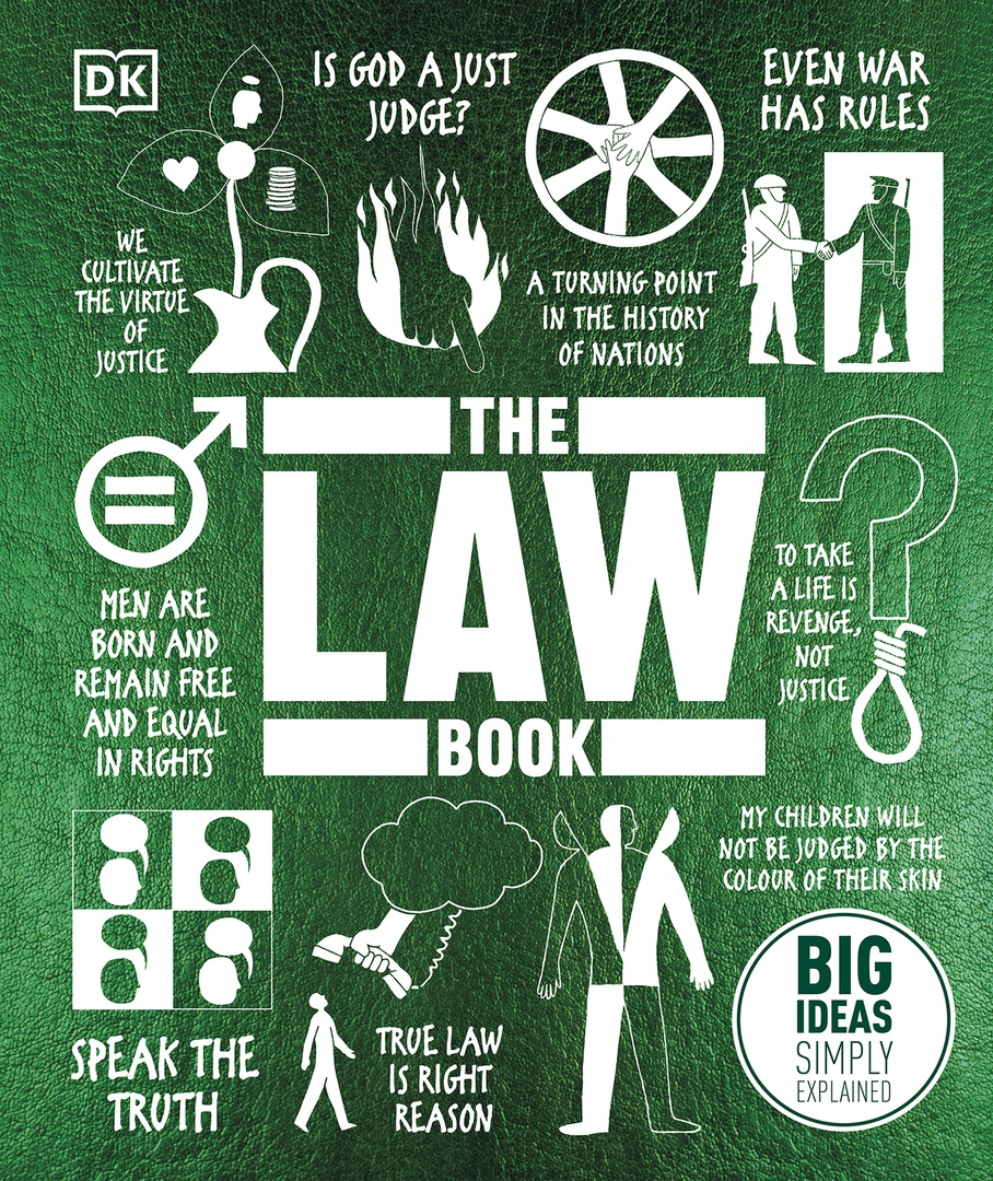 DK – Big Ideas Simply Explained – The Law Book