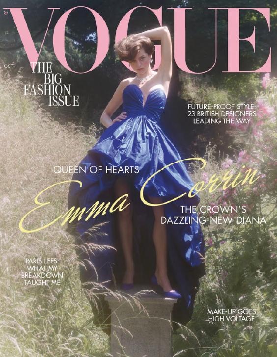 British Vogue – 10.2020
