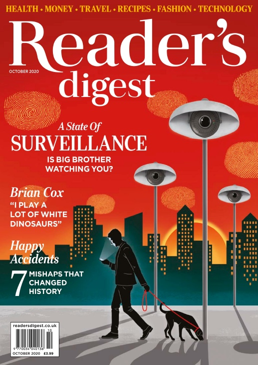 Reader's Digest UK – 10.2020