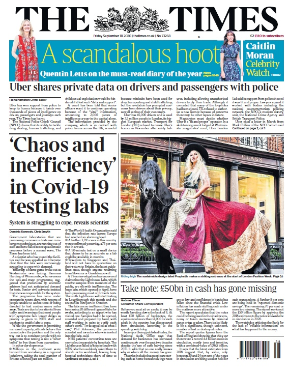 The Times – 18.09.2020