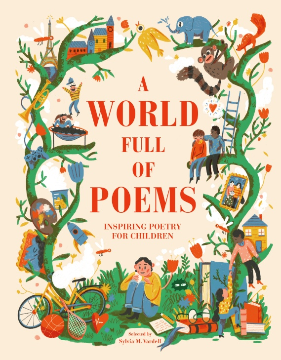 DK – A World Full Of Poems