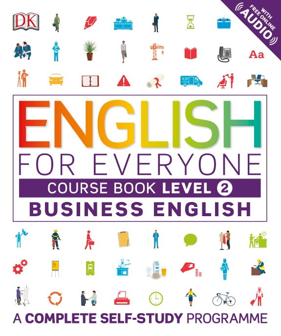 DK – English For Everyone – Business English Course Book – Level 2