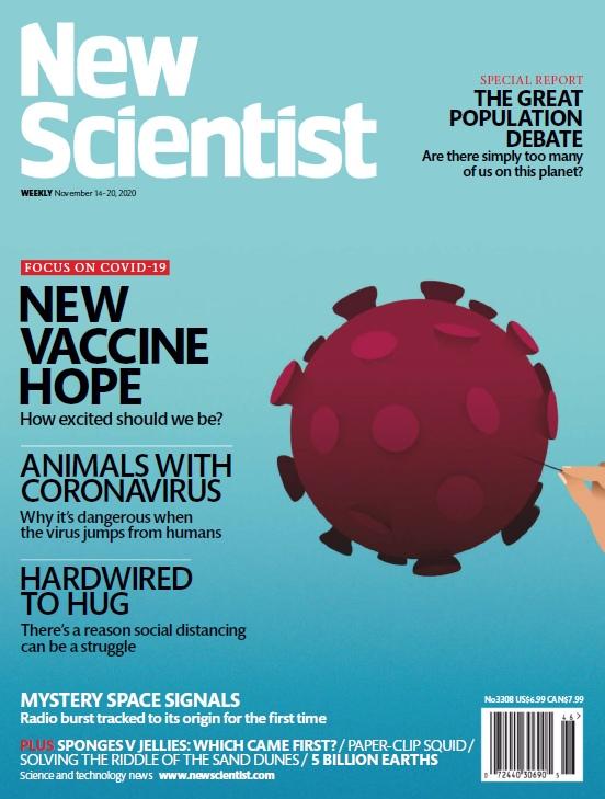 New Scientist – 14.11.2020